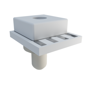 RSH Series Pressure Sensor with a Ceramic Pressure Port